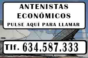 Antenistas Sierra Norte Madrid Urgentes